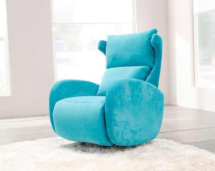 Fama Kim recliner armchair  miastanzacouk