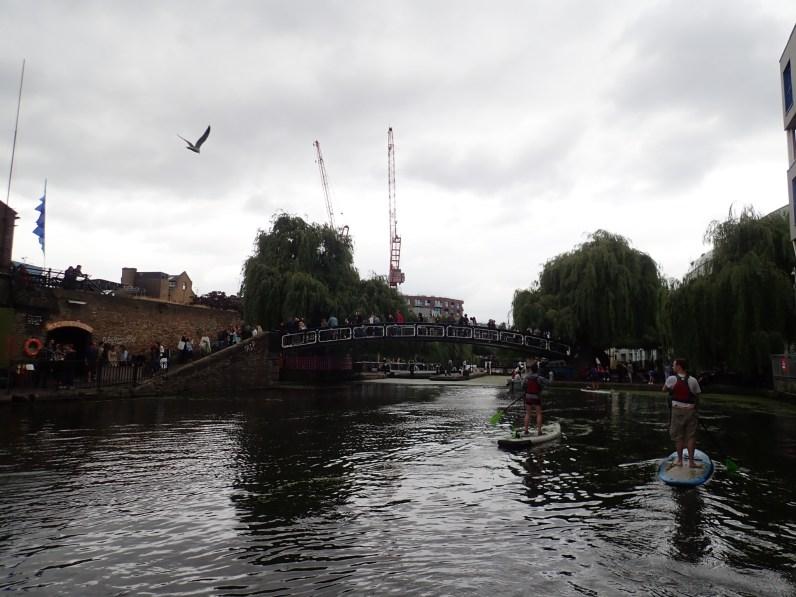 Camden Lock/Town