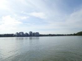 Näkymä merillä