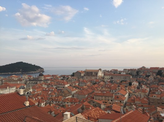 Vanhan kaupungin katot