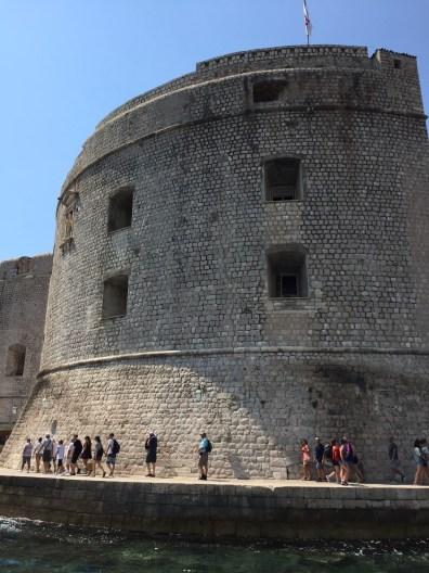 Torni vanhassa kaupungissa