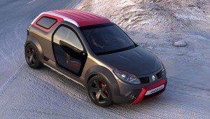Sandero Sand'up de Renault