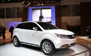 La C200 de Ssangyong