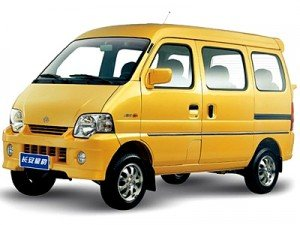 Auto chino Changan