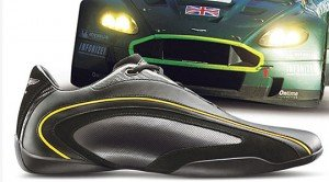 Zapatitos Aston Martin