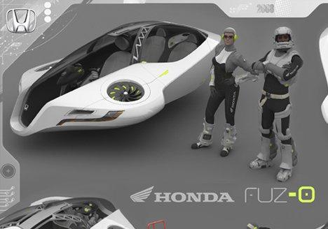 Honda Fuzo 1