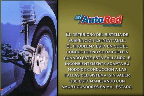 AutoRed Suspensión