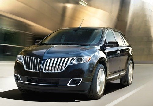 lincoln mkx 2012
