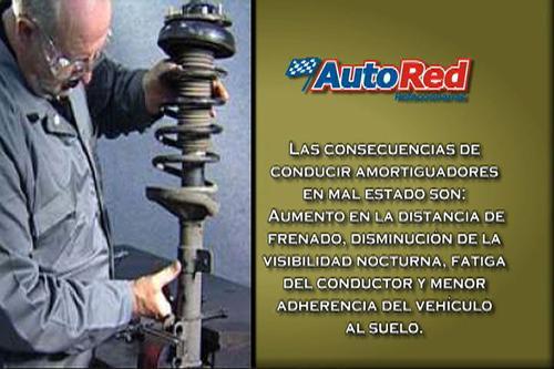Amortiguadores AutoRed