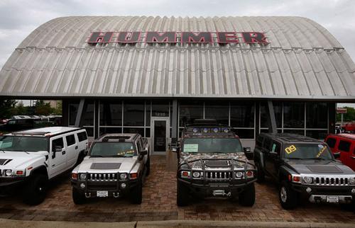 Hummer Sale