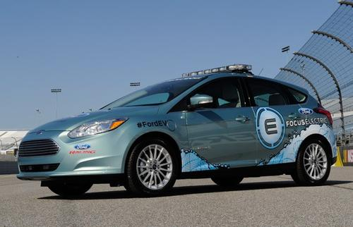 focus electric ford