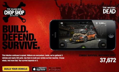 screenshot-hyundai walking dead chop shop