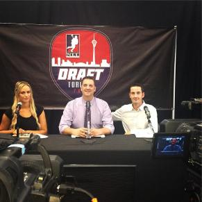 Hosting the 2016 NLL Draft