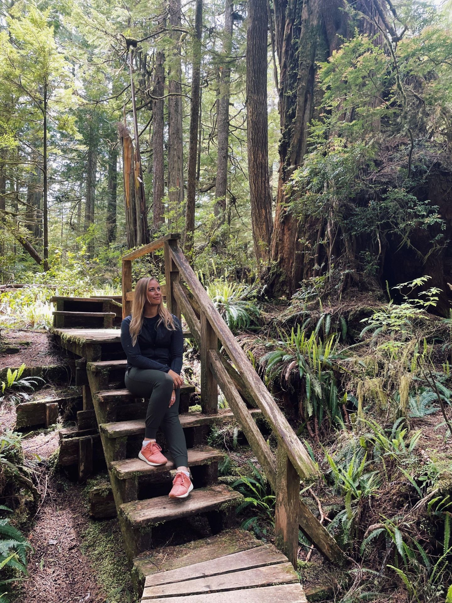 Exploring a new side of Tofino