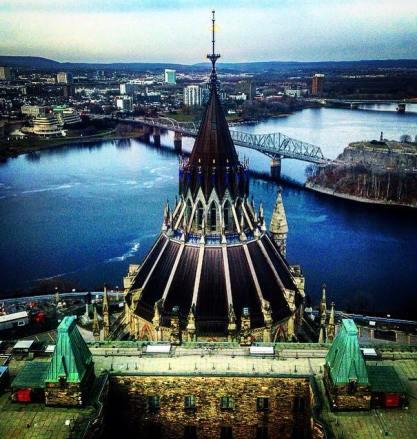 A trip to Ottawa