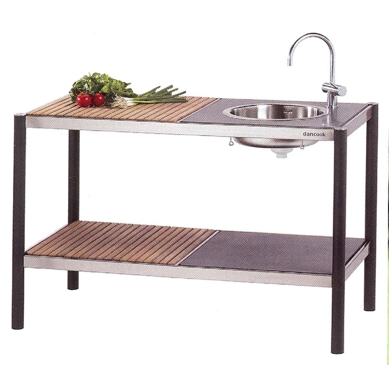 Encimera Granito para Fregadero Kitchen Dancook