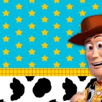Ideas para decoración de cumpleaños de Toy Story kit imprimible gratis