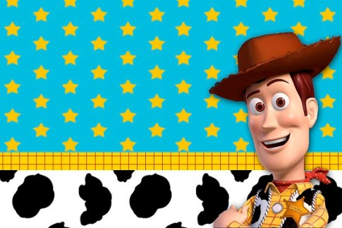 Stickers toy story etiquetas