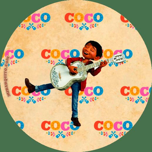 Kit Imprimible De Coco Disney Para Descargar Gratis Mi Barquito