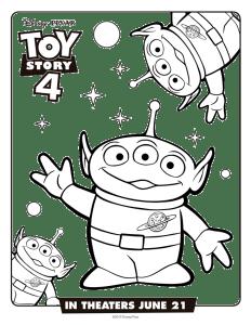 Marcianitos-Toy-Story-4-dibujos-para-imprimir-y-pintar
