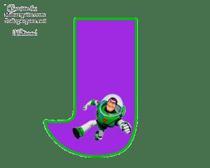Letras de Toy Story Buzz Lightyear
