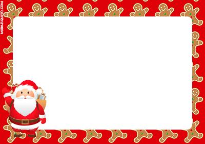 Imprimir tarjetitas de Navidad gratis