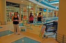 Campaña `Yo sí puedo´ en Carrefour.