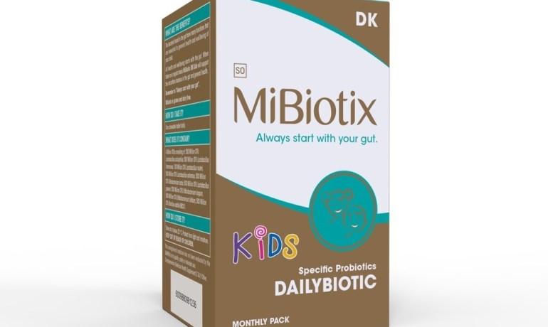MiBiotix DK - DAILYBIOTIC KIDS Chews 30's