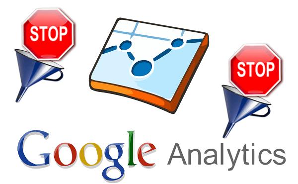 Filtrar nuestras propias visitas en Google Analytics