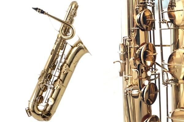B-flat Bass Saxophone