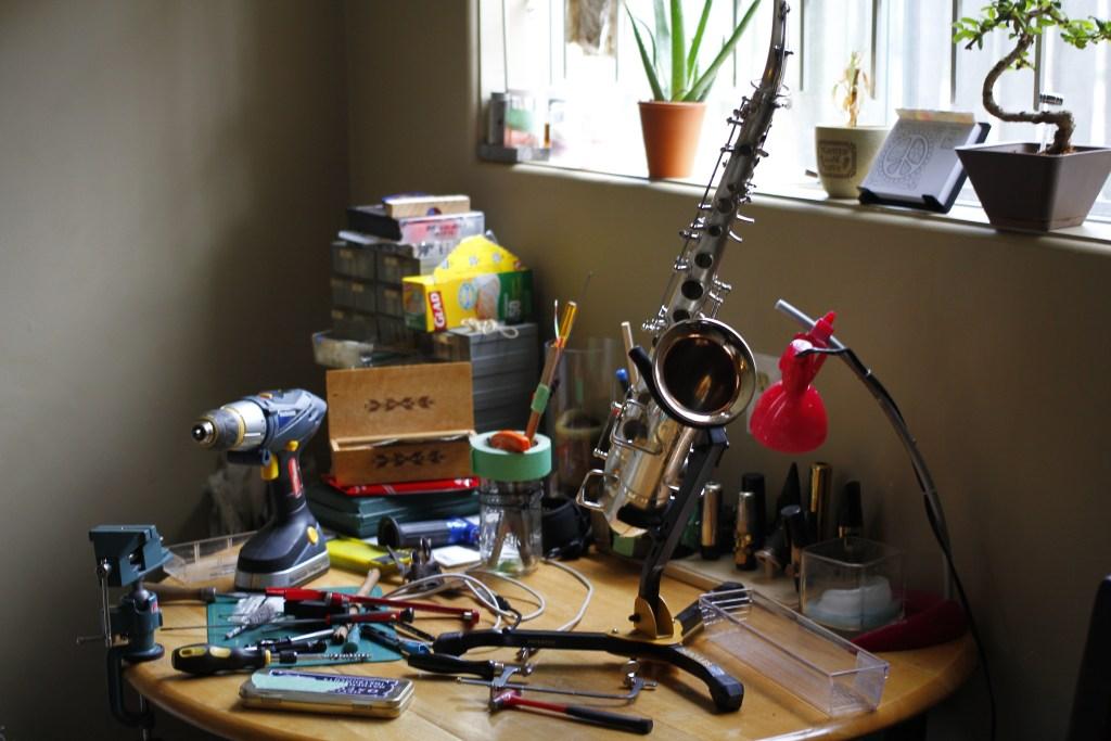 Buescher True Tone Alto Saxophone 1927