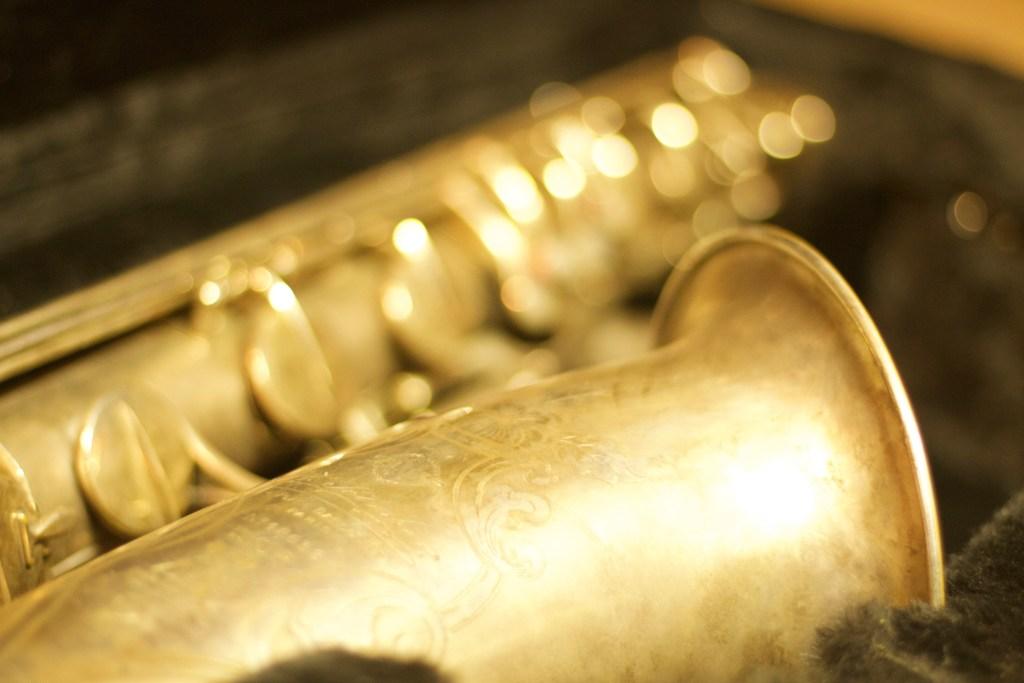 "Selmer ""Super"" Baritone Saxophone"