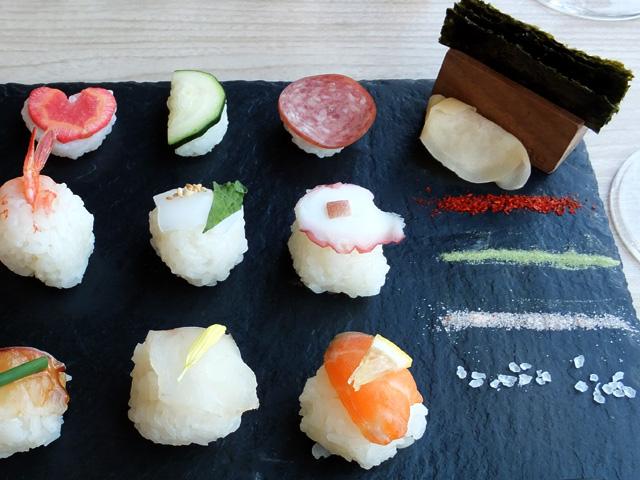 寿司アップ