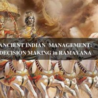 ANCIENT INDIAN MANAGEMENT: DECISION MAKING in RAMAYANA