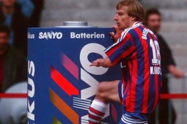 Patada de Klinsmann