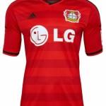 Nueva camiseta Bayer Leverkusen local