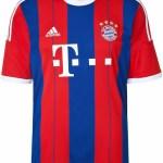 Camiseta FC Bayern 2014/2015