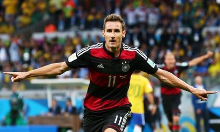 Gol de Klose vs Brasil Mundial 2014