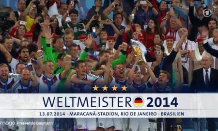 Alemania campeona Mundial Brasil 2014