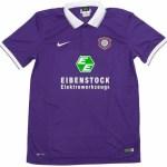 Nueva camiseta Erzgebirge Aue 2014/15 local