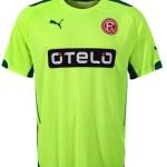 Tercera camiseta Fortuna Düsseldorf 2014/15