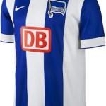 Nueva camiseta Hertha Berlín 2014/2015 local