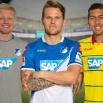 Nueva camiseta Hoffenheim 2014/2015