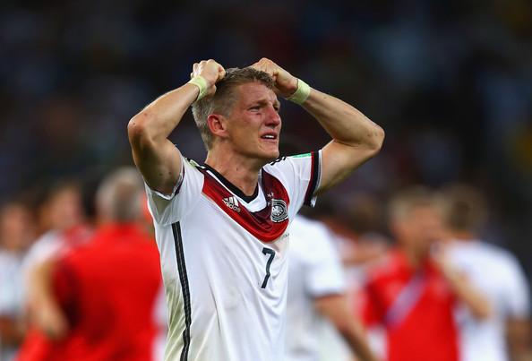 """En la película """"Die Mannschaft"""", Bastian Schweinsteiger causó polémica con uno de sus diálogos en ese momento, sin embargo, advirtió que no debía tomarse tan en serio lo que dijo. Imagen Fuente: zimbio.com"""