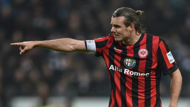 Sin su baluarte ofensivo Alex Meier, el Eintracht Frankfurt deberá dar la pelea hasta el final por la permanencia. Imagen: www.vavel.com