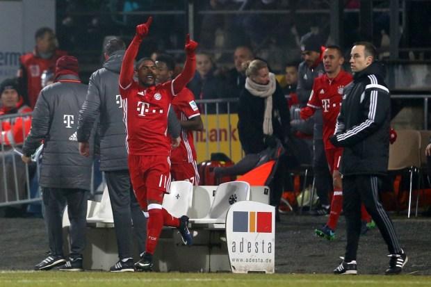 Bayern Múnich Darmstadt