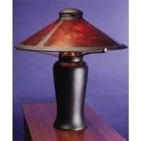 001 Milkcan Table Lamp Mica Lamp Company