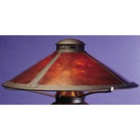 Milkcan Mica Lamp Shade Only - Mica Lamp Company