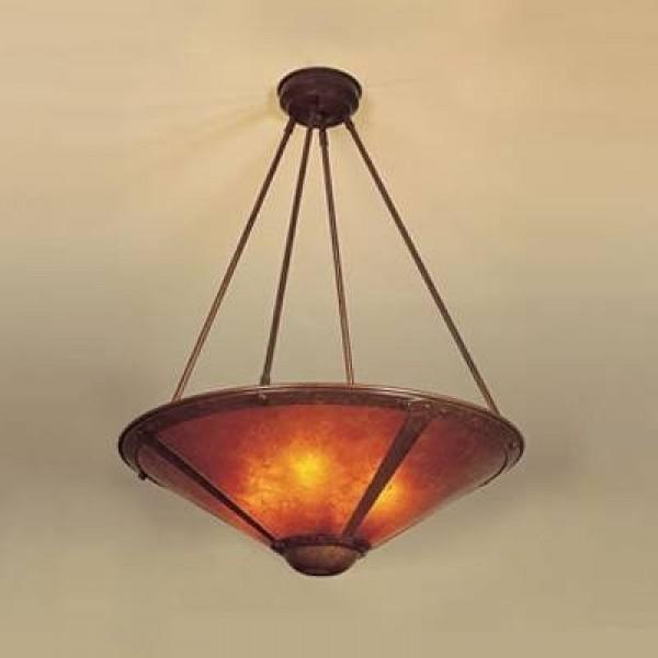 Mica Lamp Company Mesa Chandeliers