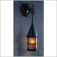 Mica Lamp Company - LF200B Mica Lamps Cottage Wall Sconce ...